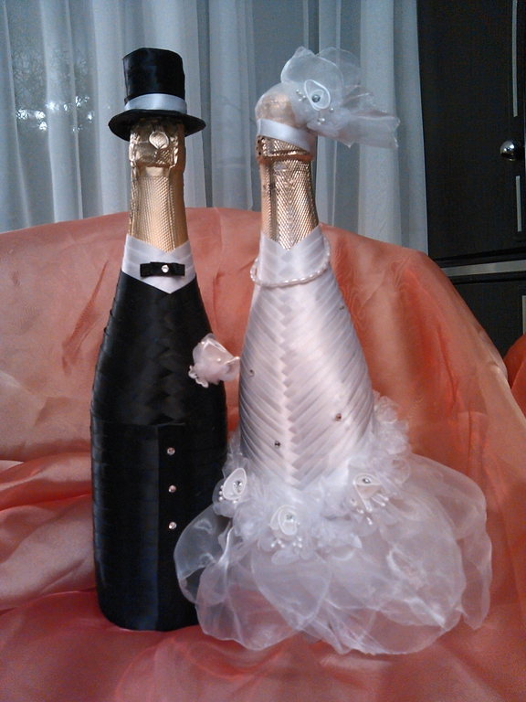 Мастер класс по изготовлению к свадьбе